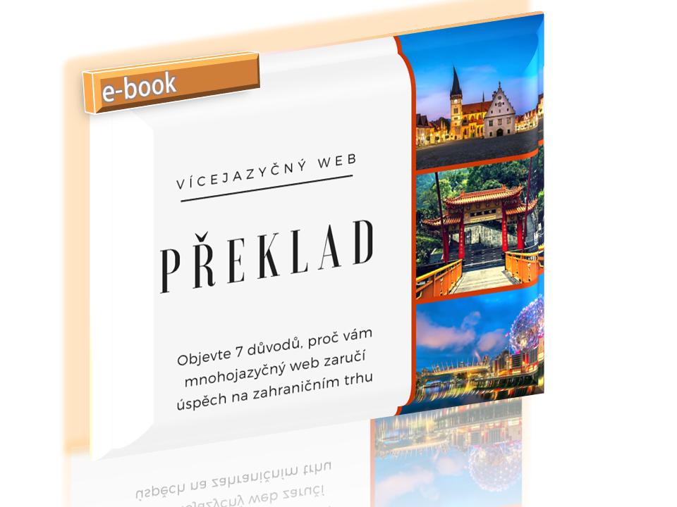 ebook preklad webu