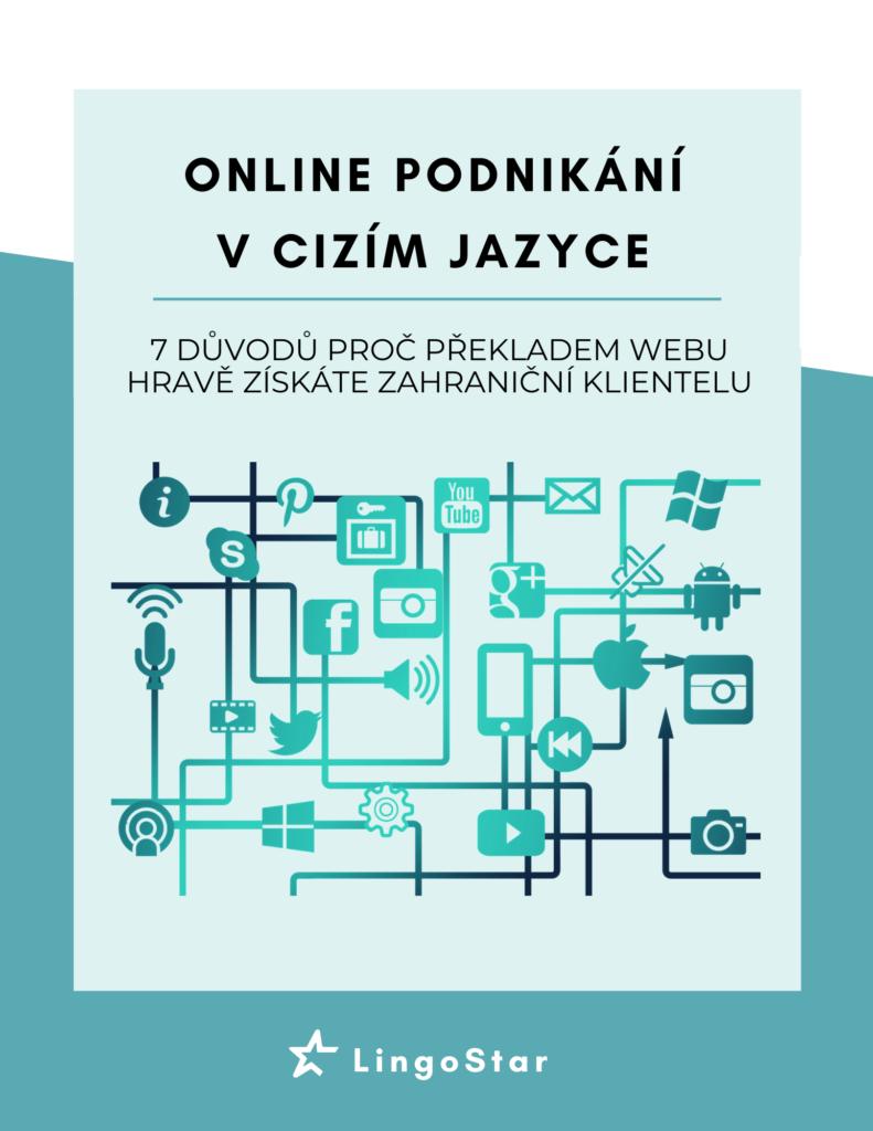 e-book jak přeložit web