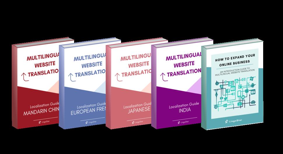 ebooky překlad webu